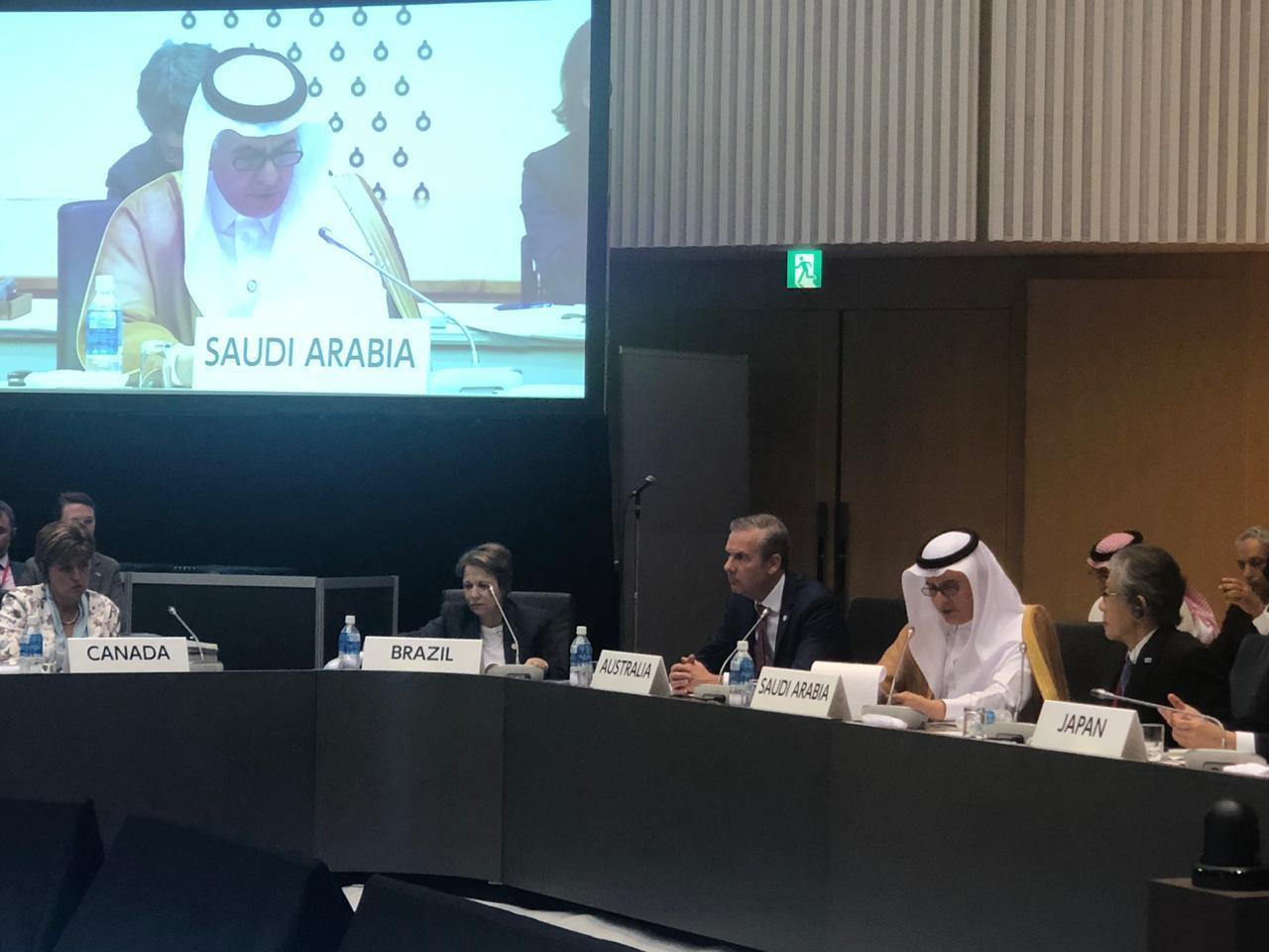 HE Al-Fadley: Saudi Vision 2030 Supports Agricultural Development to Achieve Water and Food Security Alongside Ecological Balance